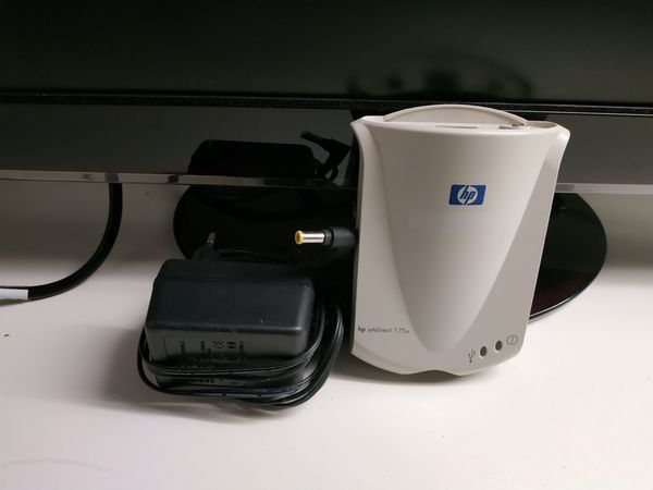 HP Jetdirect 175x USB Printserver