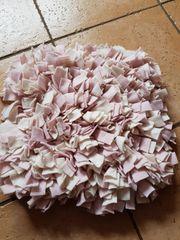 Schnüffelteppich ist ideal um Suchspiele