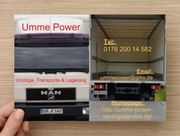 Umme Power - Umzug Transport Lagerung