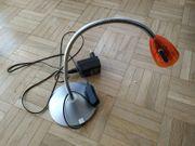 Kleine Schreibtischlampe