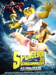 Antonio Banderas Spongebob Schwammkopf 3D