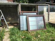 Fenster gross für Gewächshaus 4