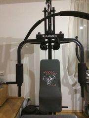 Fitnessgerät Kraftstation Hammer