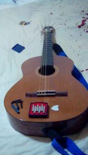 verkaufe meine Konzert Gitarre