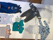 15-teiliges Kleiderpaket 50 56 Junge -