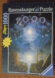 Ravensburger Puzzle 1000 Star Line