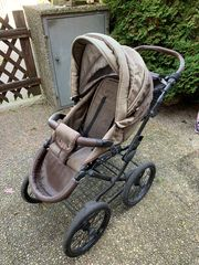 Kinderwagen Sportwagen Babyschale Autositz Knorr