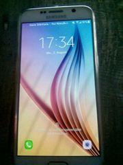 Samsung Galaxy 6 weiss wie