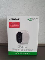 Netgear Arlo HD WLAN Zusatz-Überwachungskamera