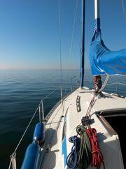 Segelboot AVANCE 245 Bj 83-
