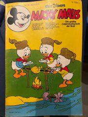 Micky Maus Heft Nr 35