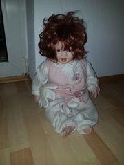 1 Porzellan Puppe