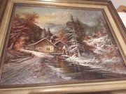 Gemälde I Neuberger Ölgemälde mit