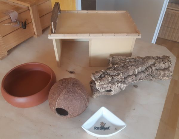 Hamsterzubehör