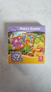 Kartenspiel - Winnie Puuh Memory