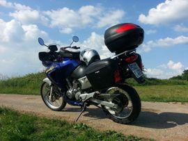 Motorrad-, Roller-Teile - Honda Transalp 650V