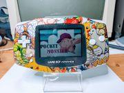 Nintendo Gameboy Advance Pokemon Konsole