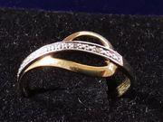 Diamant Ring 0 01 ct