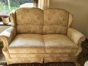 Exklusives hochwertiges 2 Sitzer Sofa