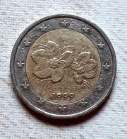 1999 Seltene 2 Euro Münze
