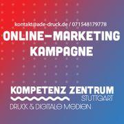 Marketing - Kampagne - Online - Marketing - Management