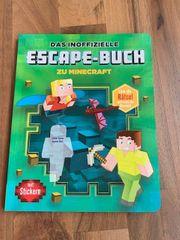 Das inoffizielle Escape-Buch zu Minecraft -