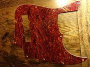 Original Fender-Pickguard für Jazz-Bass Familie