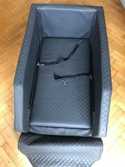 Hundebett für den Kofferraum