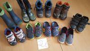 Kinderschuhe 26 - Gummistiefel Winterschuhe Socken