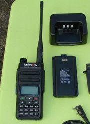 Neu Amateur DMR-Handfunkgerät Radioddity GD-77