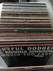 Schallplatten Sammlung-Bregenz