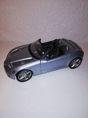 Mercedes Vision SLA Roadster 1