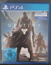 Playstation Spiele Destiny 1 2