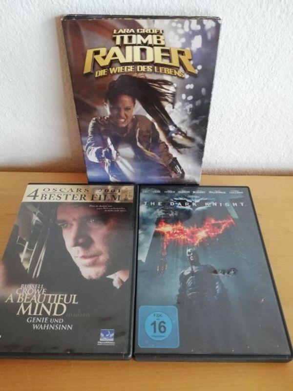 DVD s 3 Stk zusammen