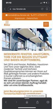 Fensterbauer