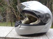 Silberner Lady C 3 Helm