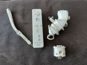 Wii Controller Nunchuck Motion Plus