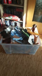 Große Kiste Playmobil
