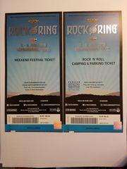 Rock am Ring - Festivalkarten Rock