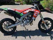 Aprilia SX 50 Moped Supermoto
