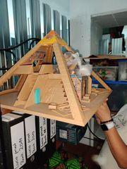 Playmobil Pyramide Piratenschiff Zubehör