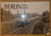 Berlin Ost-West 2021 - Kalender 2021