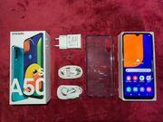 Samsung A50 Neuwertig