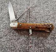 Altes Bauernmesser Taschenmesser Sammlermesser