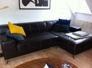 Echt-Leder-Couch