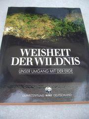 Bildband WEISHEIT DER WILDNIS -UNSER
