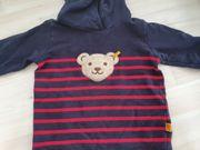 Steiff Kapuzen Pullover Gr 92