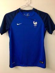 Nike - Frankreich Fussball Shirt - Grösse