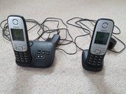 Gigaset 415a Duo mit Anrufbeantworter