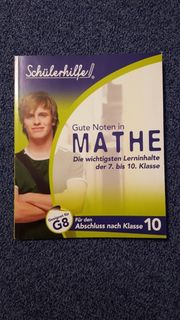 Schülerhilfe Mathe 10 Klasse